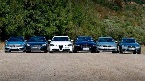 Comparativa del Alfa Romeo Giulia