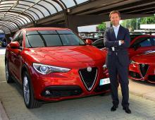 Victor Sarasola Ferrer (Brand Country Manager de Alfa Romeo y Jeep en España)