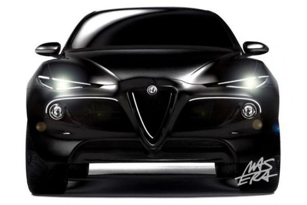 Alfa Romeo Kamal 2019 Masera