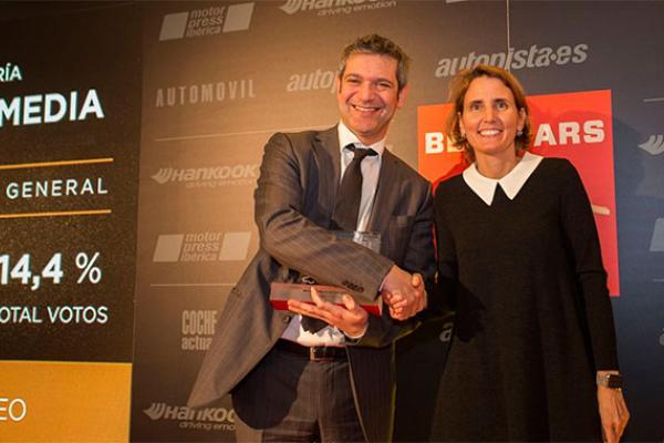 Entrega de Premios Best Cars 2017